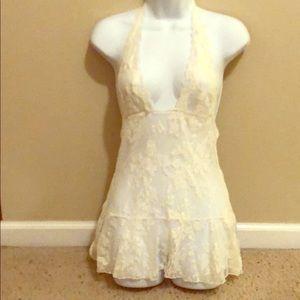 💕VS Lingerie gown